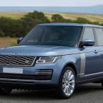 Location Range Rover Vogue