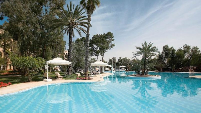 piscine marrakech